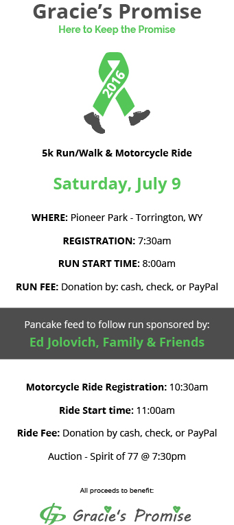 5K Motorcycle Ride